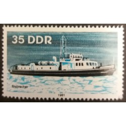 DDR Stamp: Illustration...