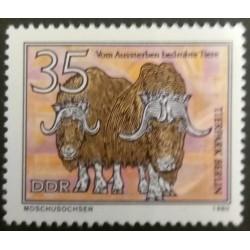 GDR stamp: Zoo Berlin 35...