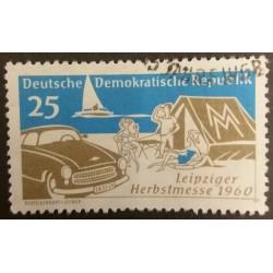 GDR stamp: Leipziger...