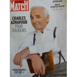 Paris Match: Death Charles...