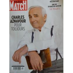 Paris Match: Death Charles...