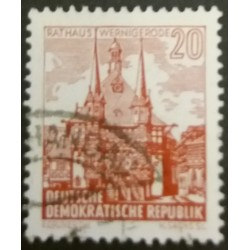 DDR Stamp : City Hall...