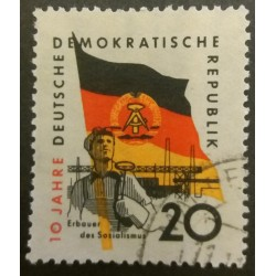 DDR Stamp: Builder of...