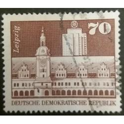 GDR stamp: Leipzig 70 Pfennig