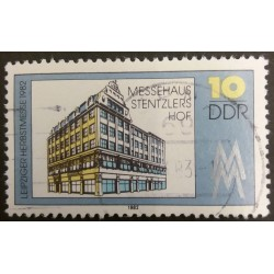 GDR stamp: Leipzig Spring...