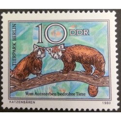 GDR Stamp: Berlin Zoo Giant...