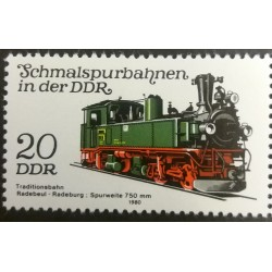 GDR stamp: Traditional...