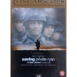 DVD : Saving private Ryan