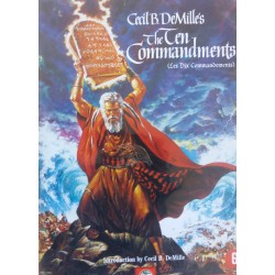 DVD : The 10 commandments