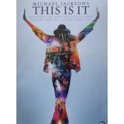 DVD : Michael Jackson -...
