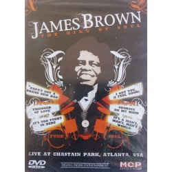 DVD : James Brown live The...