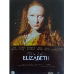 DVD : Elizabeth