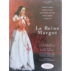 DVD : Queen Margot