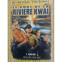 DVD: The Kwai River Bridge
