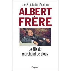 Livre : Albert Frère - Le...