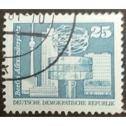 GDR stamp: Berlin...