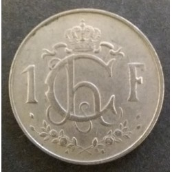 Luxembourg Coin: 1...
