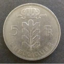 Belgian coin: 5 Belgian...