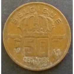 Coin Belgium: Worker 50...