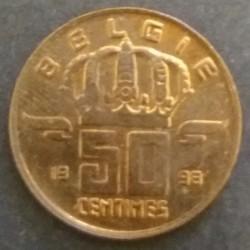 Moneda Bélgica: Trabajador...