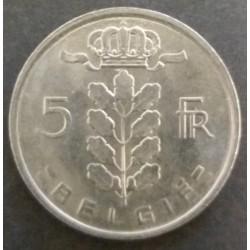 Belgium coins: 5 Francs...