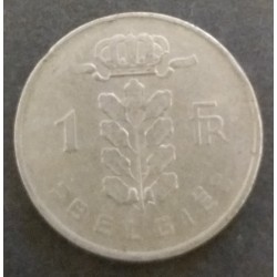 Belgische Münzen: 1...