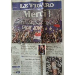 French newspaper Le Figaro:...