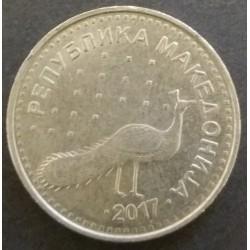 Coin Macedonia : 10 Cent...
