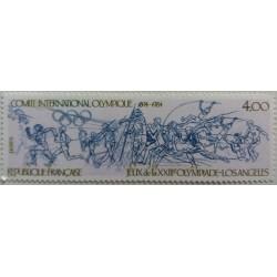 Stamp France: Centenary...