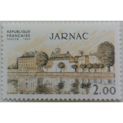 Stamp France: Jarnac 2...