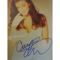 Carmen Electra : Photo signée