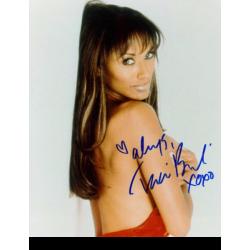 Traci Bingham : Photo signée