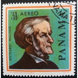 Panama stamp: Richard...