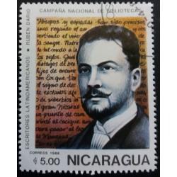 Nicaragua stamp: Writer...