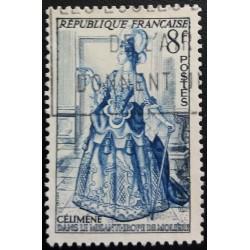 Stamp France: Célimène in...