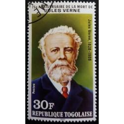 Togo stamp: 60 F 75th...