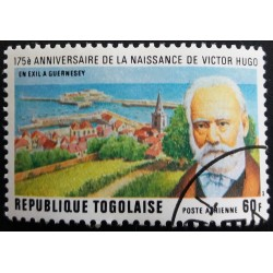 Togo stamp: 175 years Birth...