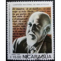 Nicaragua stamp: Alfonso...