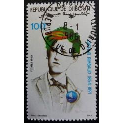 Djibouti stamp: Arthur...