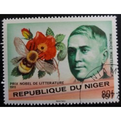 Niger Stamp: Maurice...