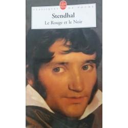 Livre Stendhal : Le rouge...
