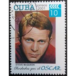 Cuba Stamp: Steve McQueen...
