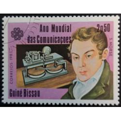 Guinea Bissau stamp: Samuel...