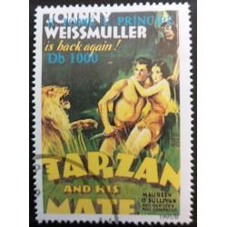 Sao Tome stamp: Johnny...