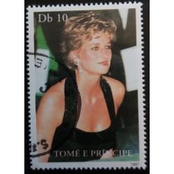 Sao Tome stamp: Diana DB 10...