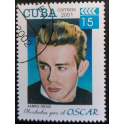 Cuba Stamp: James Dean DB...