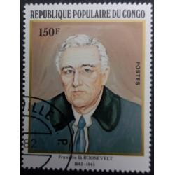 Congo Stamp: Centenary...