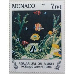 Monaco Stamp 1985:...