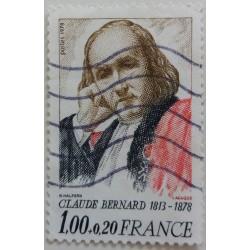 Briefmarke Frankreich:...