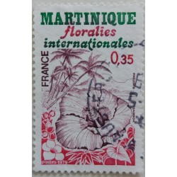 French Stamp: Martinique...